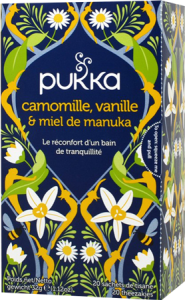PUKKA INFUSION CAMO/VANIL/MIEL