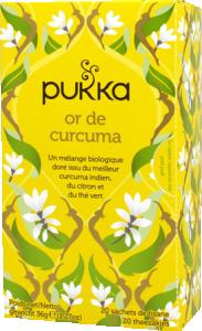 PUKKA INFUSION OR DE CURCUMA