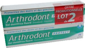 Arthrodont protect