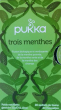PUKKA INFUSION 3 MENTHE