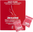 Akileïne 6 galets bain effervescents-revitalisants